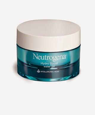 influenster; voxbox; neutrogena; skincare routine; neutrogena hydro boost water gel